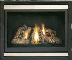 Standard Fireplace